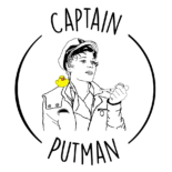 Captain Putman Logo